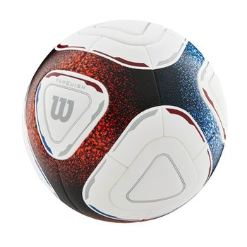 Мяч футбольный #5 VANQUISH SOCCER BALL WTE9809XB05 Wilson (2570)