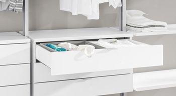 купить Шкаф с 3-мя ящиками 800x400x450 мм, белая в Кишинёве