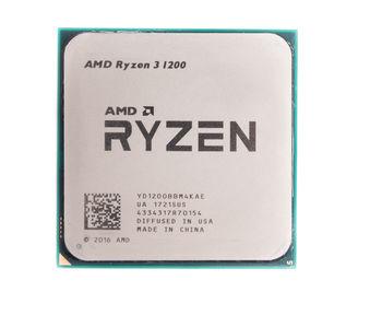 AMD Ryzen 3 1200 (4C/4T), Socket AM4, 3.1-3.4GHz, 8MB L3, 14nm 65W, BOX (with Wraith Stealth 65W Cooler)