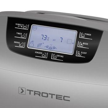 купить Осушитель воздуха (очиститель) TROTEC TTK 110 HEPA в Кишинёве