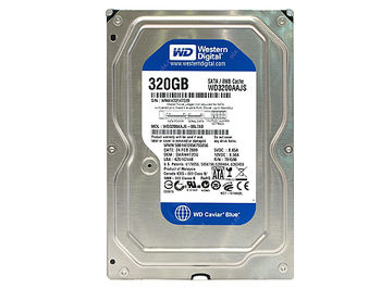 """3.5"""" HDD 320GB Western Digital Caviar Blue WD3200AAJS, 7200rpm, SATA2 , 8MB (hard disk intern HDD/внутренний жесткий диск HDD)"""
