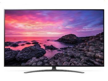 """55"""" TV LG 55NANO916NA, Black (SMART TV)"""
