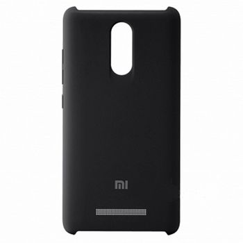 Xiaomi Case Cover Case Black for Xiaomi Redmi Note 3