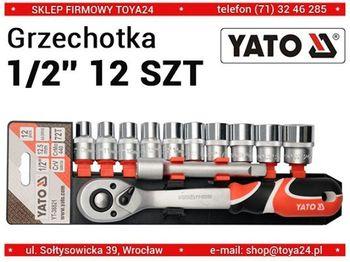 купить YATO ТРУБЧЕСКИЙ КЛЮЧ 12 шт. - 1/2 38821 в Кишинёве