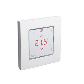 cumpără Danfoss Icon RT, 230V display touch 80x80 priza în Chișinău