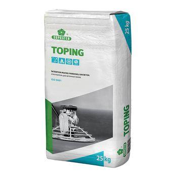 Supraten Упрочнитель для бетонных полов Toping 25кг