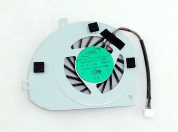 CPU Cooling Fan For Toshiba Satellite T130 T131 T132 T133 T134 T135 (3 pins)