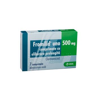 cumpără Fromilid UNO 500mg comp. elib. modif. N7 în Chișinău