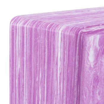Блок для йоги 7.5x15x22.5 см inSPORTline Molty 13171 (2771)