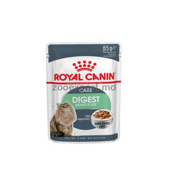 купить Royal Canin DIGEST SENSITIVE 85 gr в Кишинёве