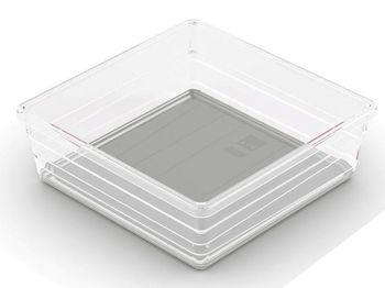 Контейнер Sistemo-6 15X15XH5cm, многофункциональный