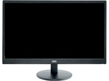 "27.0"" AOC LED e2770sh Black (1ms, 20M:1, 300cd, 1920x1080, DVI, HDMI, VESA)"