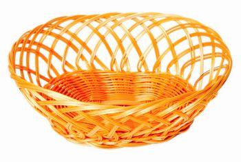 Хлебница плетеная овальная средняя
