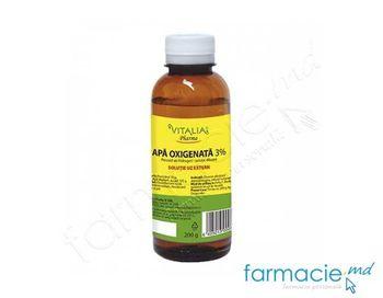 купить Apa oxigenata sol. 3%  200ml  VitaliaPharma в Кишинёве