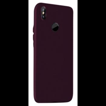 купить Чехол ТПУ Xiaomi Redmi Note 8 , Wine red в Кишинёве