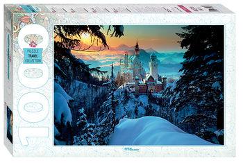 "Мозаика ""puzzle"" 1000 ""Бавария. Замок Нойшванштайн"", код 40765"