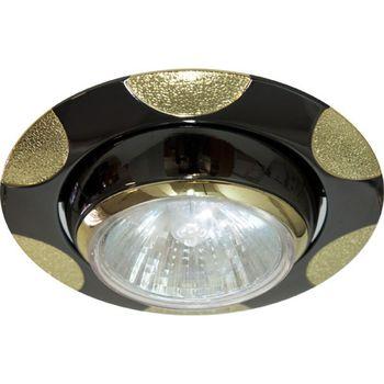 Feron Встраиваемый светильник 156 R-39 золото
