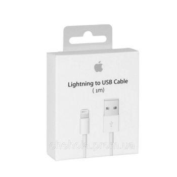 Original Apple Lightning to USB Cable (1 m), WHITE