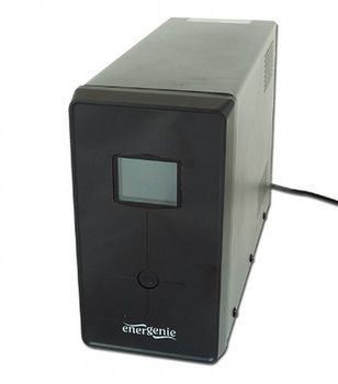 Gembird Rack UPS EG-UPS-034, LCD display, 3000VA / 1800W, UPS with AVR, USB control interface