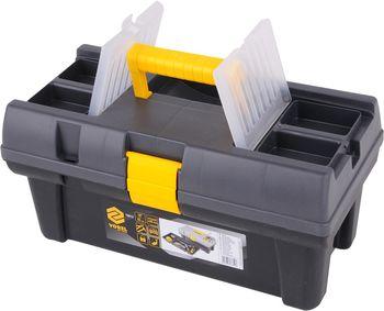 """купить 78812 Ящик для инструментов пластиковый 16"""" VOREL в Кишинёве"""