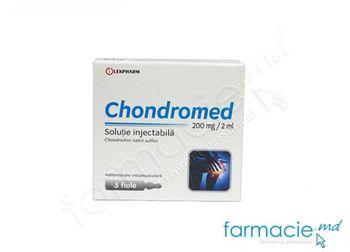 купить Chondromed sol. inj. 200 mg/2 ml  2 ml N5 в Кишинёве