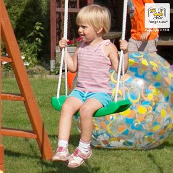 купить Детская качеля FLAT GREEN SEAT в Кишинёве