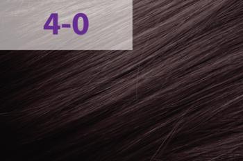 Краска для волос,ACME jNowa Siena CS, 90 мл., 4/0 - коричневый