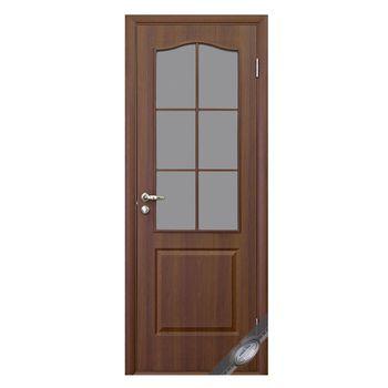 Новый Стиль Дверное полотно Фортис B орех 200х80см