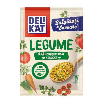 купить Приправа Delikat Bulgaraşi de Savoare с овощами, 75 гр в Кишинёве