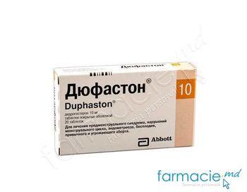 купить Duphaston® comp.10 mg N10 в Кишинёве