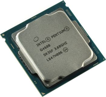купить Intel® Pentium® Dual-Core G4600, S1151, 3.6GHz, 3MB L2, Intel® HD Graphics 630, 14nm 51W, Box в Кишинёве