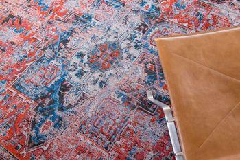 купить Ковёр ручной работы LOUIS DE POORTERE, Antiquarian, Classic Brick 8703 в Кишинёве