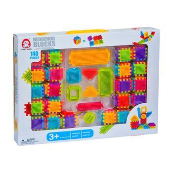 купить Конструктор Hedgehog Blocks 140 элем в Кишинёве