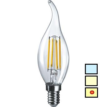 купить (F) Led  лампа (4Wt) NLL-F-FC35-4-230-2.7K-E14(Professional) в Кишинёве