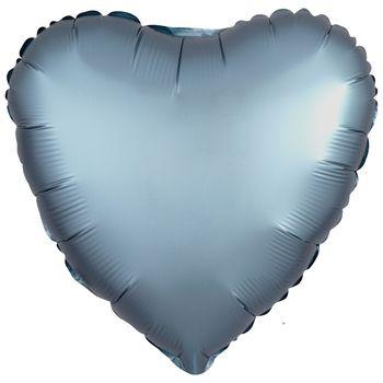 cumpără Inima Blue Steel Satin în Chișinău