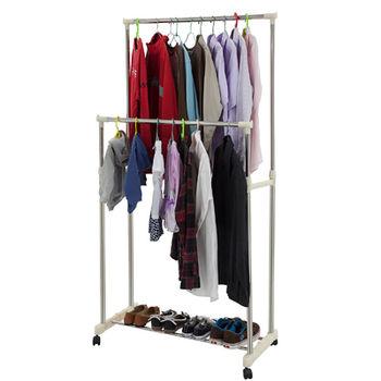 купить Напольная вешалка из нержавеющей стали для одежды, 850х430х(1000-1600) мм в Кишинёве