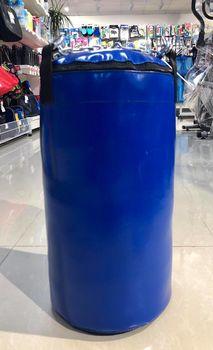 Груша боксерская с подвеской 45х26 см, 8 кг (1662)