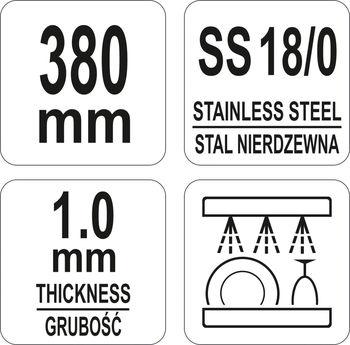 cumpără Spatulă de cofetărie 255/ 385 mm în Chișinău