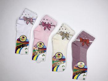 купить ZN носки для девочек в сетку в Кишинёве
