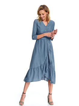 Платье TOP SECRET Синий ssu2672