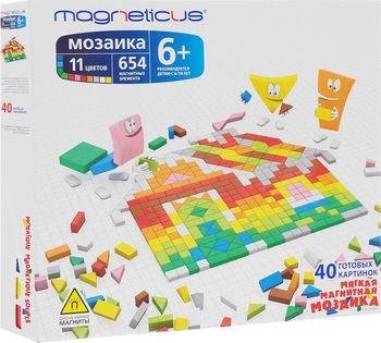 купить Magneticus набор Магнитная мозаика 654 еле в Кишинёве