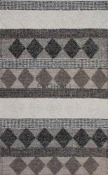 Ковёр ручного плетения EKOHALI Jade JD 01 GREY