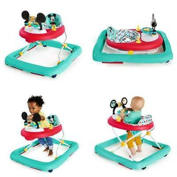 купить Ходунки Bright Starts Mickey Mouse X-Frame в Кишинёве