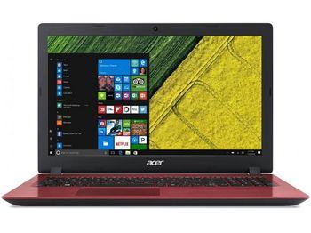 "ACER Aspire A315-31 Oxidant Red (NX.GR5EU.007) 15.6"" HD (Intel® Celeron® Dual Core N3350 up to 2.40GHz (Apollo Lake), 4Gb DDR3 RAM, 1.0TB HDD, Intel® HD Graphics 500, w/o DVD, WiFi-AC/BT, 2cell, 0.3MP CrystalEye webcam, RUS, Linux, 2.1kg)"