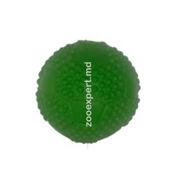 Мячик с пупырышками зеленый 5 см
