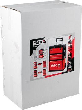 купить Шкаф для инструментов 3 отсека  YATO (09101YT) в Кишинёве