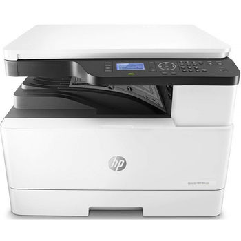 MFD HP LaserJet M433a, White, A3, up to 20ppm, 128MB, 600dpi, 4-Line LCD display, up to 40000 pag/month, Hi-Speed USB 2.0, HP PCL 6, Toner CF256A (7,400 pag), Imaging Drum CF257A (80,000 pag)