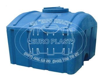 cumpără Rezervor apa 500 L patrat (albastru) 95x93x70 în Chișinău