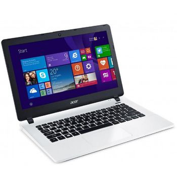 купить Laptop ACER Aspire ES1-331 White в Кишинёве