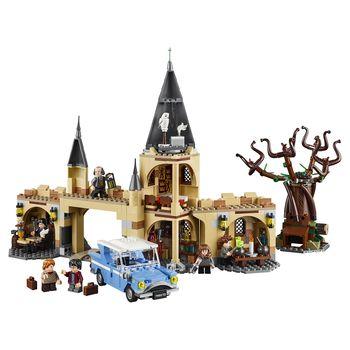 "LEGO Harry Potter TM ""Гремучая ива"", арт. 75953"